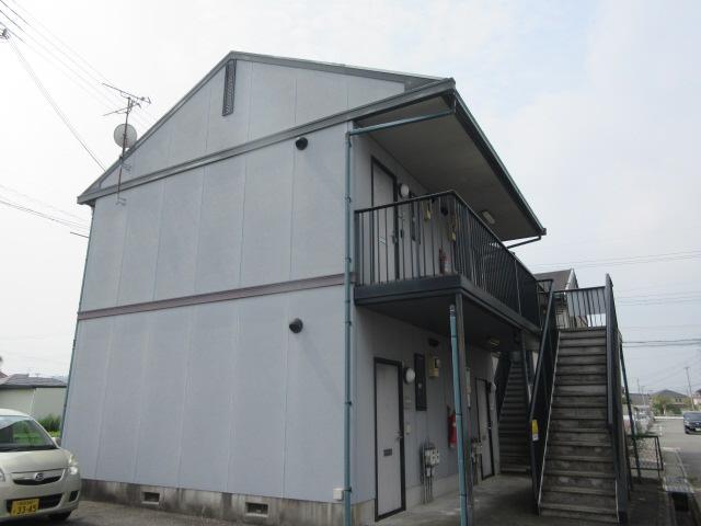 物件番号: 1119465852  小野市垂井町 1K ハイツ 外観画像