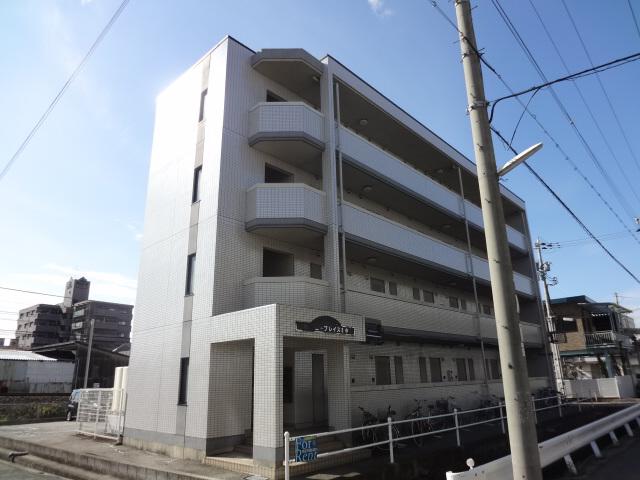 物件番号: 1119491627  加古川市別府町別府 1K マンション 外観画像