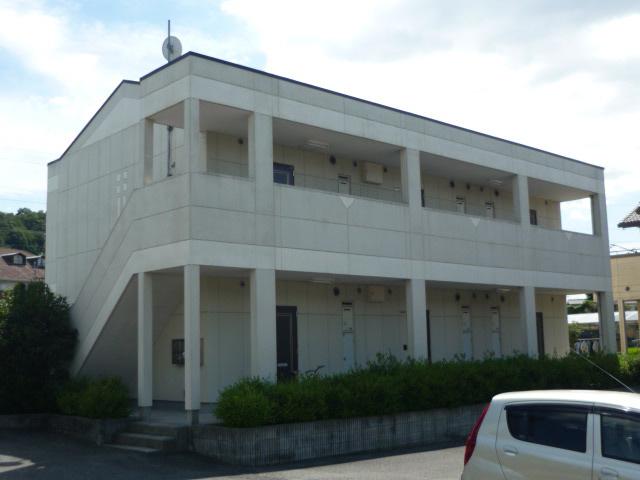 物件番号: 1119477821  姫路市御立東1丁目 1DK ハイツ 外観画像