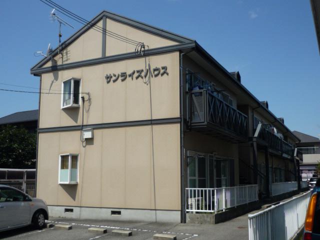 物件番号: 1119411686  揖保郡太子町糸井 3DK ハイツ 外観画像