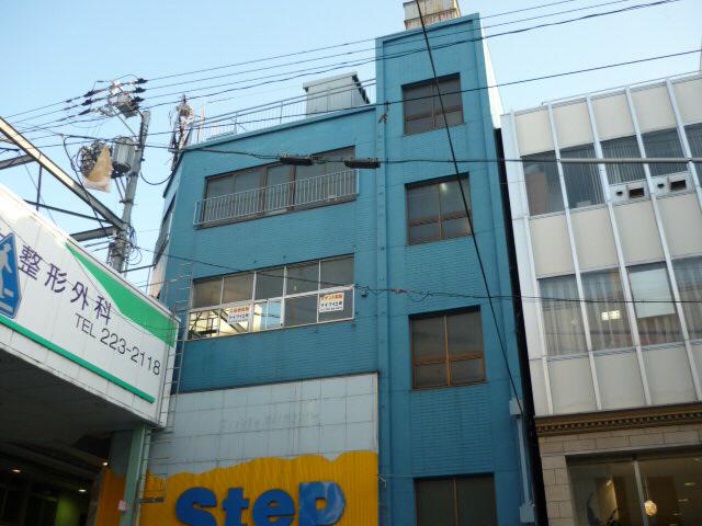 物件番号: 1119475284  姫路市呉服町 1K マンション 外観画像