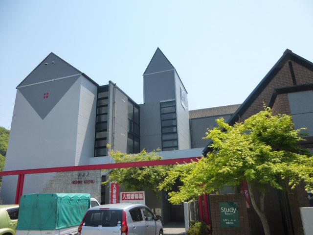 物件番号: 1119458270  姫路市上手野 1R マンション 外観画像
