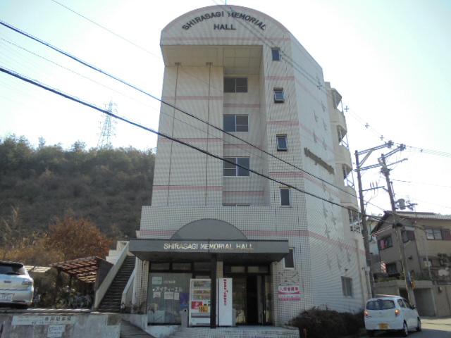 物件番号: 1119452257  姫路市北平野2丁目 1K マンション 外観画像