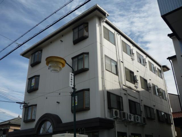 物件番号: 1119486342  姫路市香寺町中屋 1R マンション 外観画像