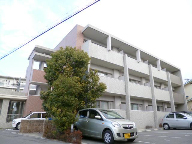 八代本町停まで徒歩2分!姫路駅まで車で10分!設備充実の築浅RCマンション! 103の外観