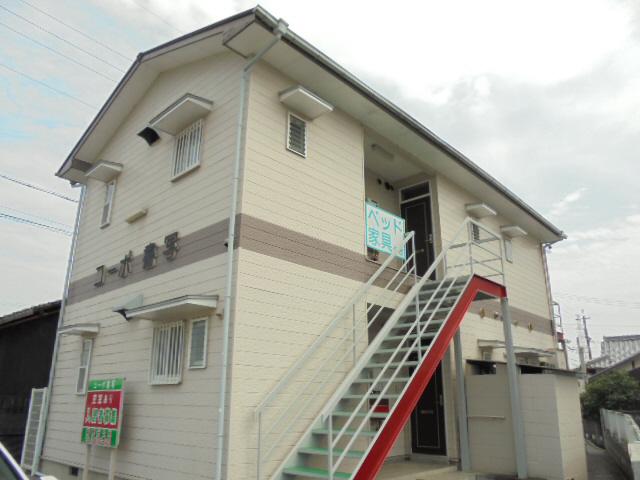 物件番号: 1119414074  姫路市書写 1K ハイツ 外観画像