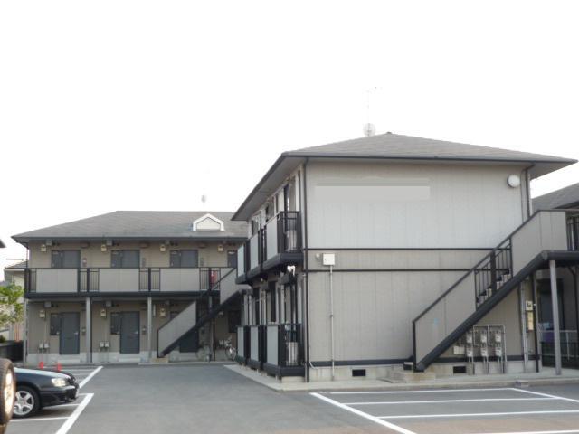 閑静な住宅地 ドラッグストアー・スーパー徒歩圏内の生活便利な立地! 103の外観
