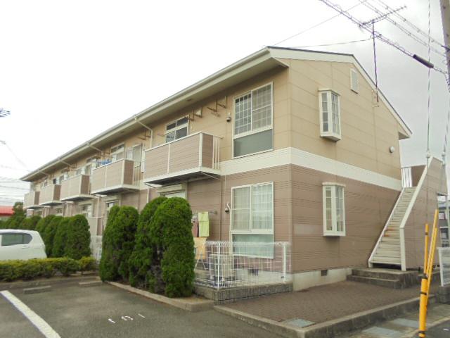 物件番号: 1119420382  姫路市網干区北新在家 3DK ハイツ 外観画像