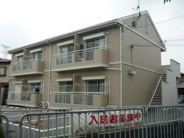 物件番号: 1119490880  姫路市上大野6丁目 1K ハイツ 外観画像