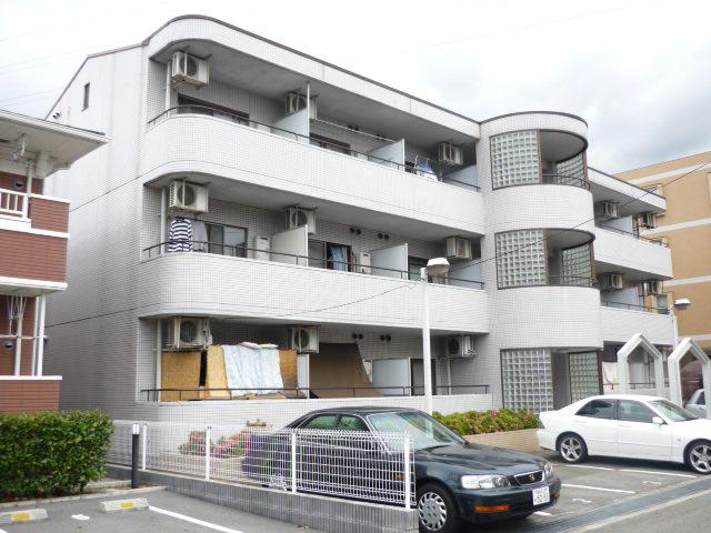 物件番号: 1119476981  姫路市北条梅原町 1K マンション 外観画像