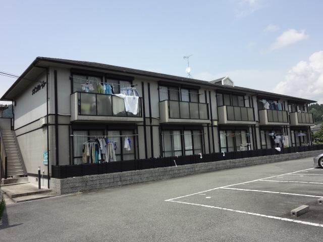 共益費・駐車場1台込みのお家賃 山崎中心部の便利な立地です! 102の外観