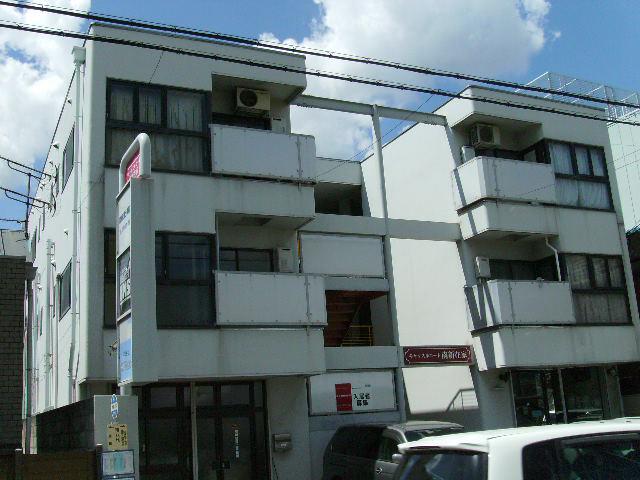 物件番号: 1119478771  姫路市南新在家 1R マンション 外観画像