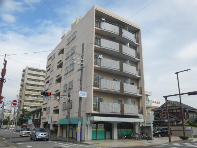 物件番号: 1119469448  姫路市東雲町4丁目 1DK マンション 外観画像