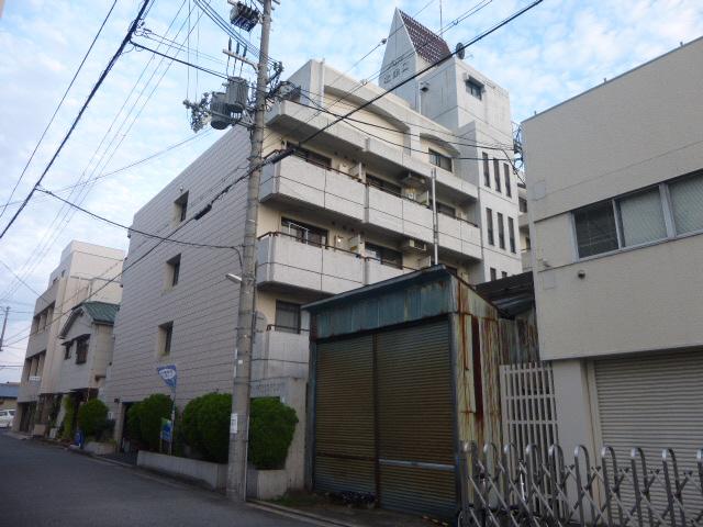 物件番号: 1119474718  姫路市北条口1丁目 1K マンション 外観画像