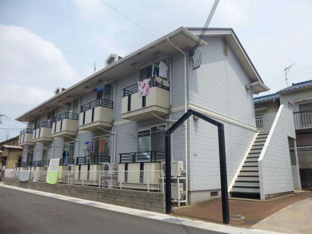 物件番号: 1119489390  姫路市新在家中の町 1K ハイツ 外観画像