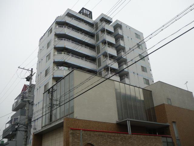 物件番号: 1119490187  姫路市南駅前町 1K マンション 外観画像