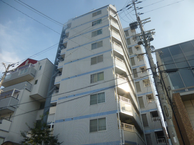 物件番号: 1119451026  姫路市南駅前町 1K マンション 外観画像