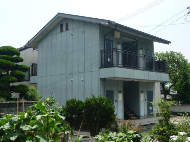 物件番号: 1119416649  姫路市白国5丁目 1R ハイツ 外観画像