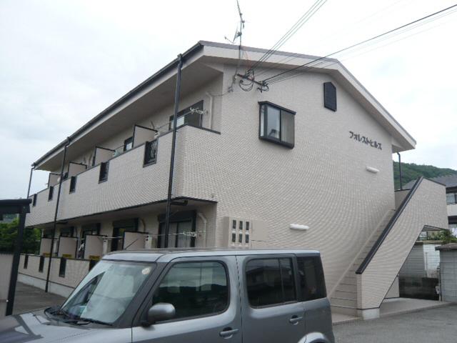 物件番号: 1119470691  姫路市書写 1K ハイツ 外観画像