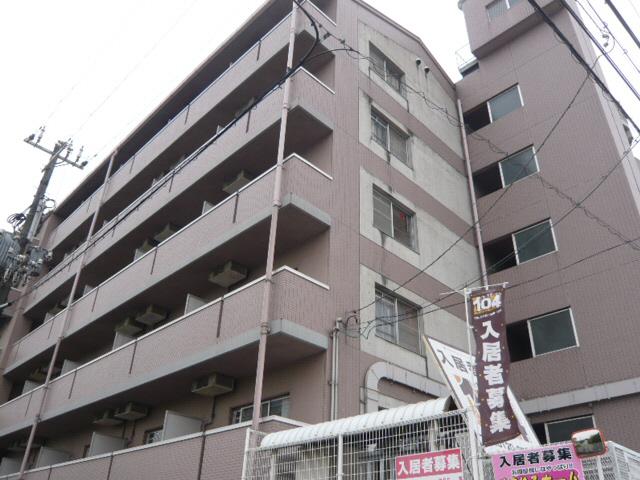 物件番号: 1119490786  姫路市大津区真砂町 1DK マンション 外観画像