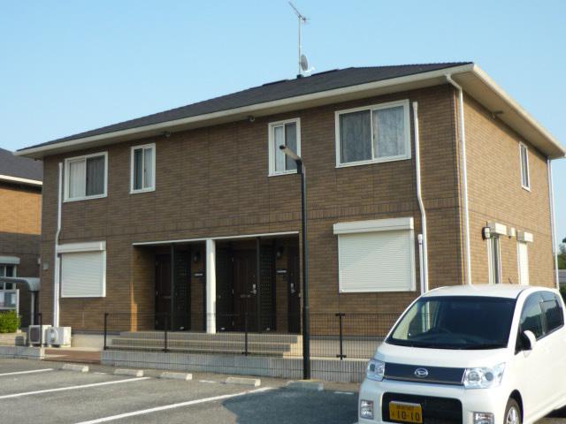 駐車場込み家賃☆ 鶴居駅まで徒歩5分 設備充実の築浅物件です! 202の外観